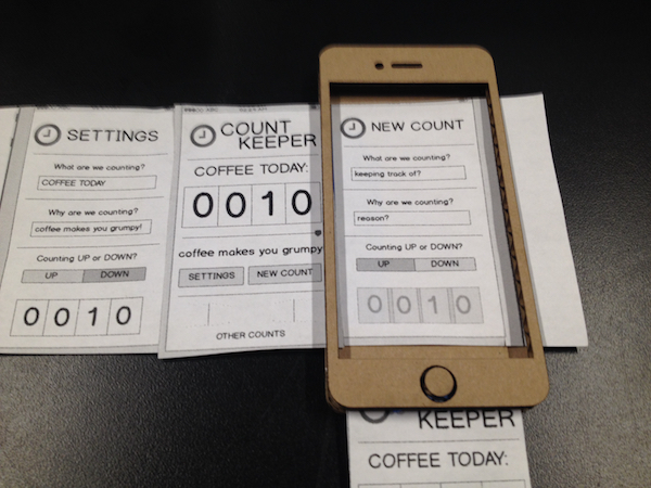 iphone physical proto 2 - counter