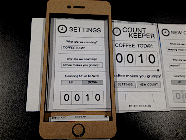 iphone physical proto 3 - counter